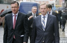 Troika in Ireland for bailout review