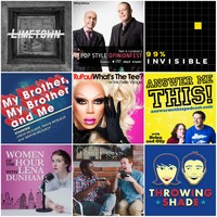 18 great podcasts to listen to on your commute this year