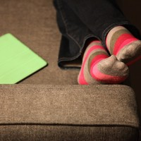 7 reasons you deserve to put your feet up tonight