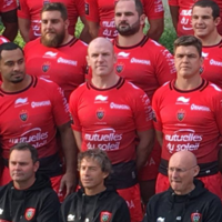 Munster and Ireland legend Paul O'Connell has been unveiled as a Toulon player