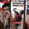 Burma to release 6,300 prisoners