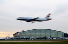 Man taken to hospital after stabbing himself in the head in Heathrow airport