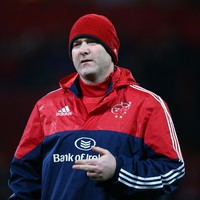 Munster are set to hand Anthony Foley a one-year contract extension