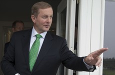 Enda is off to visit our troops in the Golan Heights