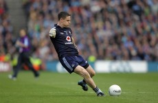 Cluxton to skipper Irish for Rules Series in Oz
