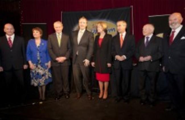 LIVEBLOG: The presidential candidates' The Last Word debate
