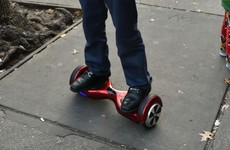 Brown Thomas told to stop selling potentially unsafe hoverboards