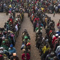 Over 60 million people are set to be displaced worldwide this year