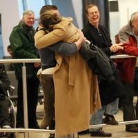 Thousands returning home through Dublin Airport today as holiday season kicks off