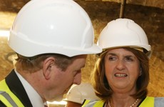 'Completely delusional': Joan Burton slammed over Fine Gael-only warning