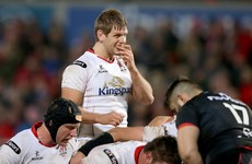 Two changes for Ulster with Henry missing crucial trip to Toulouse