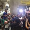 Aldo reiterates rematch hopes after returning home following McGregor KO