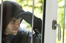There were almost 30,000 burglaries in Ireland in the first nine months of 2015