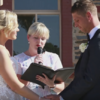 This little boy interrupted his parents' wedding to tell them he needed a poo
