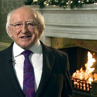 President Higgins uses annual fireside chat to call for greater solidarity with refugees
