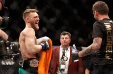 John Kavanagh: 'Forget the cut to 145lbs for now... an April lightweight title fight is next'