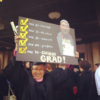 This man's inspiring graduation photo is going viral