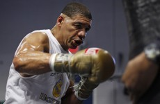 Boxer to make debut at 52 after being cleared of murder