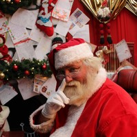 VIDEO: Santa Claus has a Christmas message for our readers
