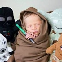 Here's why people are dressing their babies up as Star Wars characters