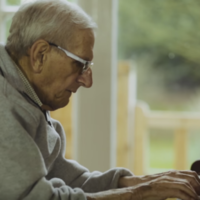 Elderly musician overwhelmed with responses to ad asking for people to jam with him