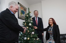 'A complete transformation': Rapid turnaround sees 12 houses ready just in time for Christmas