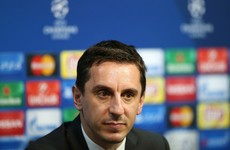 Gary Neville slams football's obsession with big-money spending