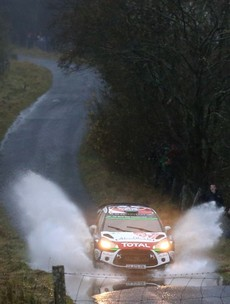 Killarney man Paul Nagle on his hopes of becoming world champ alongside Kris Meeke down the road