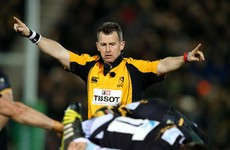 'There are children watching' - Nigel Owens was full of one-liners last night