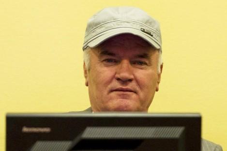 Former Bosnian Serb military chief Ratkco Mladic