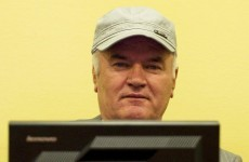 General Ratko Mladic in hospital
