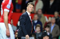 'It's not up to me' - Van Gaal fears for job after another miserable Old Trafford performance