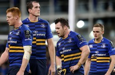 'Toulon are playing by slightly different rules' - Cullen's Leinster outmuscled