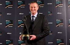Michael O'Neill crowned Manager of the Year at RTÉ Sports Awards