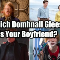 Which Domhnall Gleeson Is Your Boyfriend?