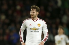 Man United midfielder 'likes' tweet criticising Louis van Gaal, then promptly apologises