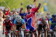 Finally: Cavendish declares his intention to sign for Team Sky