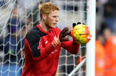 Adam Bogdan had a Liverpool debut to forget