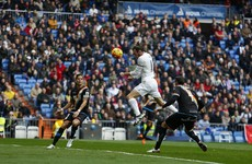 Gareth Bale scores 4 as Real Madrid win 10-2