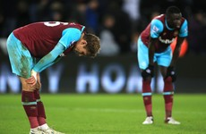 West Ham made history in their dour Premier League draw with Swansea today