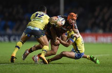 Clermont take revenge on Exeter in Champions Cup
