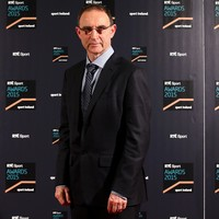 Martin O'Neill took a dig at Dunphy and co at last night's RTÉ Sports awards