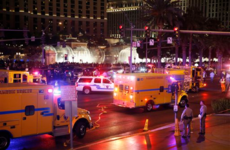 One killed and 37 injured after car mounts path on Las Vegas Strip