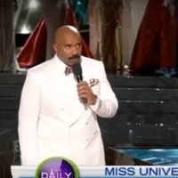 They announced the wrong winner at last night's Miss Universe and it was mortifying