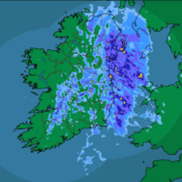Wind, rain and more wind: Met Éireann has issued another weather warning