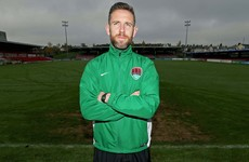 Former Irish international defender commits his future to Cork City