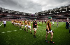 12 pictures that sum up the hurling year