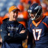 Peyton Manning blasts 'bullshit' reports that he'll refuse to sit on the bench