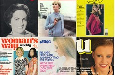 6 vintage magazine covers that show how publishers saw Irish women