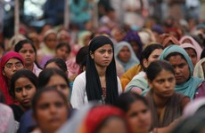 Seven men in India sentenced to death for rape and murder of a woman
